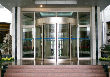 Trung Quốc Mansion Double wing automated commercial automatic sliding glass doors nhà phân phối