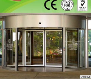Trung Quốc Professional Flat / bent tempered glass Curved Sliding Door for Theatres nhà phân phối